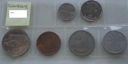 Mozambique - Set Of 8 Coins (ref_04) - Mozambique
