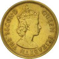 Hong Kong, Elizabeth II, 10 Cents, 1967, TTB+, Nickel-brass, KM:28.1 - Hong Kong