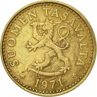 Finlande, 10 Pennia, 1971, TTB+, Aluminum-Bronze, KM:46 - Finlande