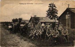 CPA Camp De Cercotte-Barraquements (264409) - Non Classés