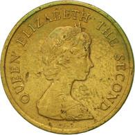 Hong Kong, Elizabeth II, 10 Cents, 1984, TTB, Nickel-brass, KM:49 - Hongkong