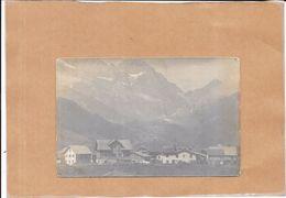 CARTE PHOTO A IDENTIFIER -  Village De Montagne  -   ENCH - - Cartes Postales