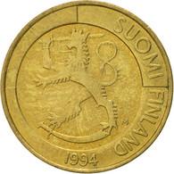 Finlande, Markka, 1994, TTB+, Aluminum-Bronze, KM:76 - Finlande