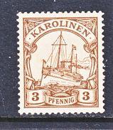 Caroline Islands 7  ** - Colony: Caroline Islands