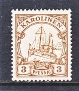 Caroline Islands 7  * - Colony: Caroline Islands