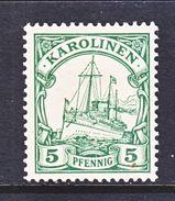 Caroline Islands 8  * - Colony: Caroline Islands