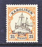 Caroline Islands  11  * - Colony: Caroline Islands