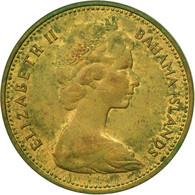 Bahamas, Elizabeth II, Cent, 1969, Franklin Mint, TTB, Nickel-brass, KM:2 - Bahamas