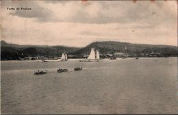 ! Alte Ansichtskarte Fort De France Martinique - Fort De France