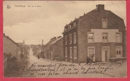 Havelange - Rue De La Gare ... Carte Peu Courante - 1929 ( Voir Verso ) - Havelange
