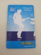 ETL Refil Card, Music - Laos