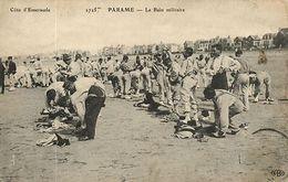 CPA Militaire (Dep.35) Parame - Le Bain Militaire (90051) - Unclassified