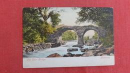 Ireland   Old Weir Bridge Killarney  2664 - Ireland