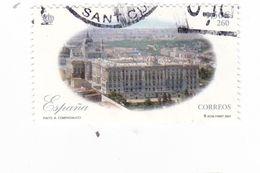 1,50 Euros - Très Jolie Timbre Représentant La Capitale Espagnole - 1931-Today: 2nd Rep - ... Juan Carlos I