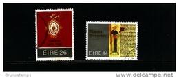 IRELAND/EIRE - 1984  ANNIVERSARIES  SET  FINE USED - 1949-... Repubblica D'Irlanda