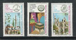 Chipre_1980_Elementos Del Islam. - Ungebraucht