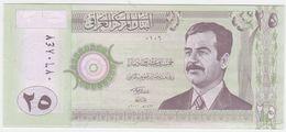 Iraq P 86 - 25 Dinars 2001 - UNC - Iraq