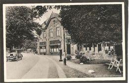 Gorssel. Hotel De Roskam. Oude Auto-Esso Benzinepomp - Pays-Bas