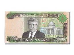 Turkmanistan, 10,000 Manat, 2005, 2005, KM:16, NEUF - Turkménistan