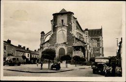 44 - BLAIN - L'église - Side-car - Blain