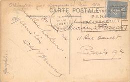 33-BORDEAUX- VOIR OBLITERATION- JEUX OLYMPIQUE DE PARIS 1924, LE GRAND THEATRE - Bordeaux