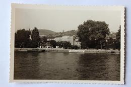 Photo Originale Allemagne Oberlahnstein Lahnstein Rhin Rhein 1966 - Lahnstein