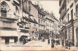 BESANCON.grande Rue (rare) - Besancon