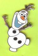 Pin's BD Disney Olaf (La Reine Des Neiges) - 2Z28 - Disney