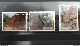 BURKINA FASO RUINES DE LOROPENI RUINS - UNESCO - 2009 - RARE - MNH ** - Burkina Faso (1984-...)