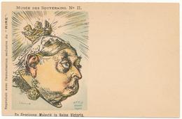 Musée Des Souverains - Sa Gracieuse Majesté La Reine Victoria - Non Classés