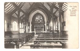 Hanwell / London - Our Lady And St. Joseph. Catholic Church - 1907 - London Suburbs