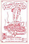 Cpm Signées KAH ( Khris Hadzel Haërdé ) : Le Jasmin, Avignon, Restaurant Vietnamien / Chinois  ( S.2278) - Altre Illustrazioni