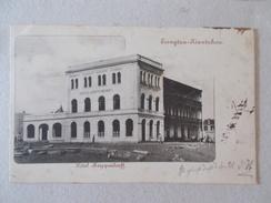 CPA DE TSINGTAU-KIAUTSCHOU Hotel Krippendorff - China