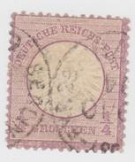 I/4 Gr.  Mi 16.  Yv 13  BERLIN   A4    / 908 - Allemagne