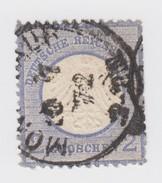 I K  Mi 20.  Yv 17  C2   / 908 - Allemagne