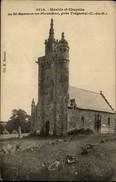 22 - PLEUMEUR-BODOU - Menhir Et Chapelle De St-Samson-en-Pleumeur - 3913 - Pleumeur-Bodou