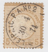 5 G   Mi 22.  Yv 19  LEIPZIG P.A. N°2        C4   / 908 - Deutschland