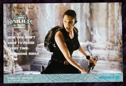 Tomb Raider Lara Croft Angelina Jolie Ericsson - Donne Celebri