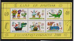 Netherlands 2000, S/s MNH. Cv 9 Euro - Blocks & Sheetlets