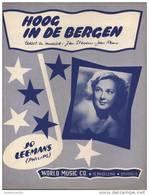 Hoog In De Bergen - Jo Leemans - Gezang
