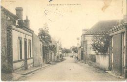 CPA LAONS (Eure Et Loir) 28 - 1904 - Grande Rue - Edit. Metayer - Otros Municipios