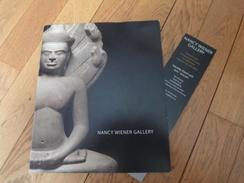 Catalogue De Ventes Aux Enchères Nancy Wiener Gallery-New York-Indian And Southeast Asian Art-2010 - Books, Magazines, Comics