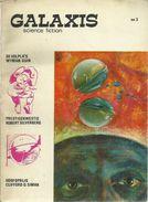 GALAXIS SCIENCE FICTION N° 3 - SF & Fantasy