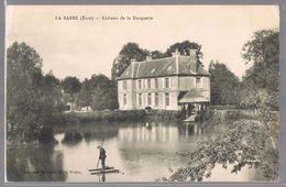 LA BARRE . Château De La Ducquerie . - Other Municipalities