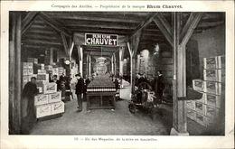 MARTINIQUE - Compagnie Des Antilles - Pub RHUM CHAUVET - Magasin De Rhum - Mise En Bouteilles - Martinique