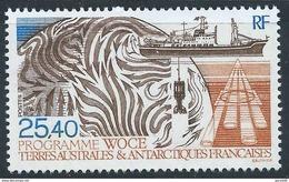 TAAF - 1992 - Programme WOCE - N° 170  - Neuf **   - MNH - Terre Australi E Antartiche Francesi (TAAF)