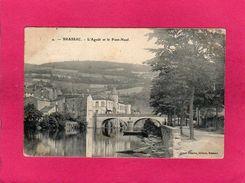 81 Tarn, BRASSAC, L'Agoût Et Le Pont Neuf, 1905, (Louis Gineste) - Brassac
