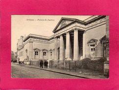 45 LOIRET, ORLEANS, Palais De Justice, Animée, (Nlles Galeries) - Orleans
