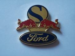 20170818-902 SPORT AUTOMOBILE RED BULL FORD TAUREAU - Ford