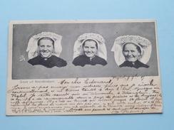 Groet Uit Noordbrabant ( J J N Loretz ) Anno 1905 Veghel ( Zie Foto Details ) !! - Pays-Bas